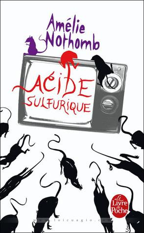 AXIT SUNFURIC - Amélie Nothomb bookcover